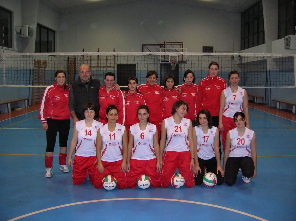 prima divisione femminile 2007-08