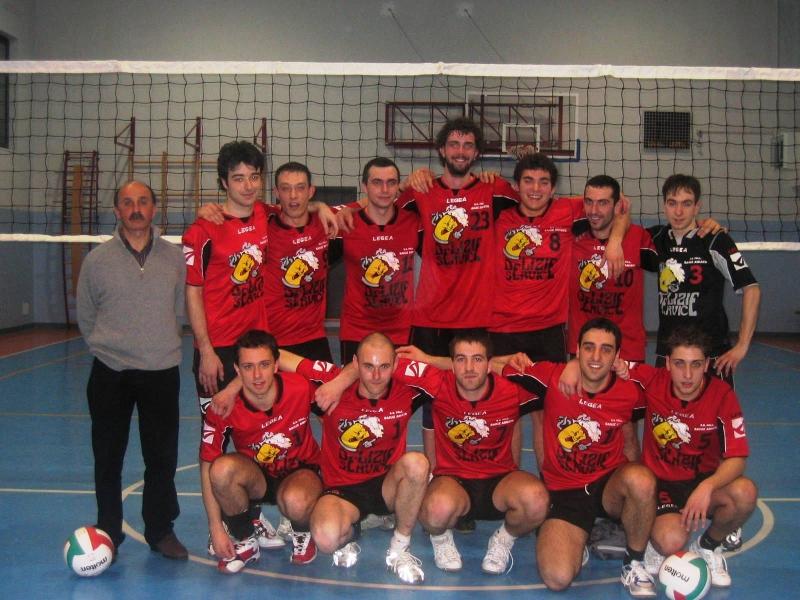 prima divisione maschile 2007-08