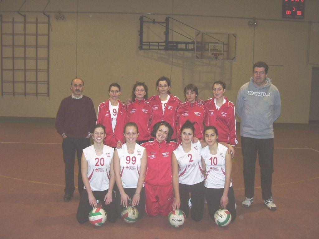 seconda divisione femminile 2008-09