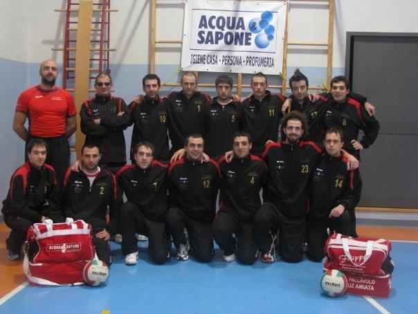serie d maschile anno 2008-09