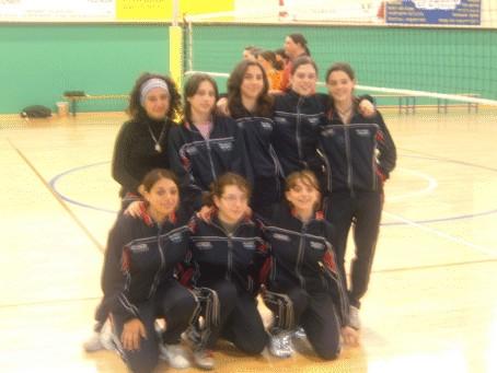 under 14 femminile 2003-04