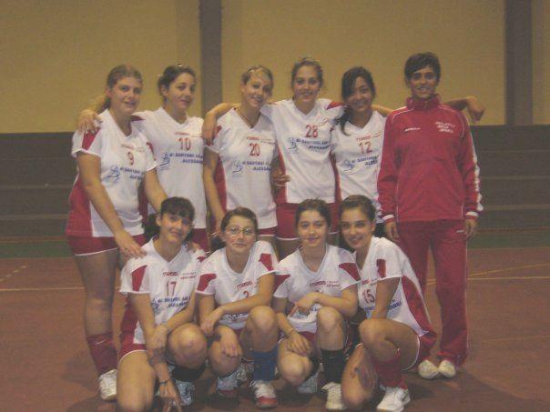 under 16 femminile 2008-09