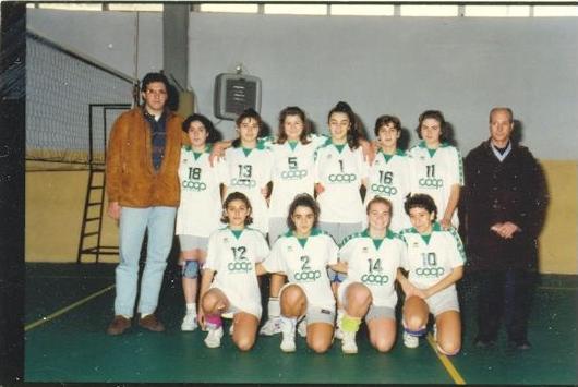 under 17 femminile 1992-93-