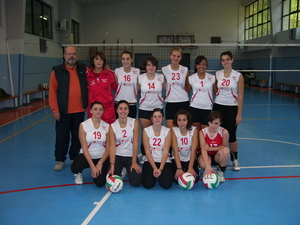 under 18 femminile 2008-09