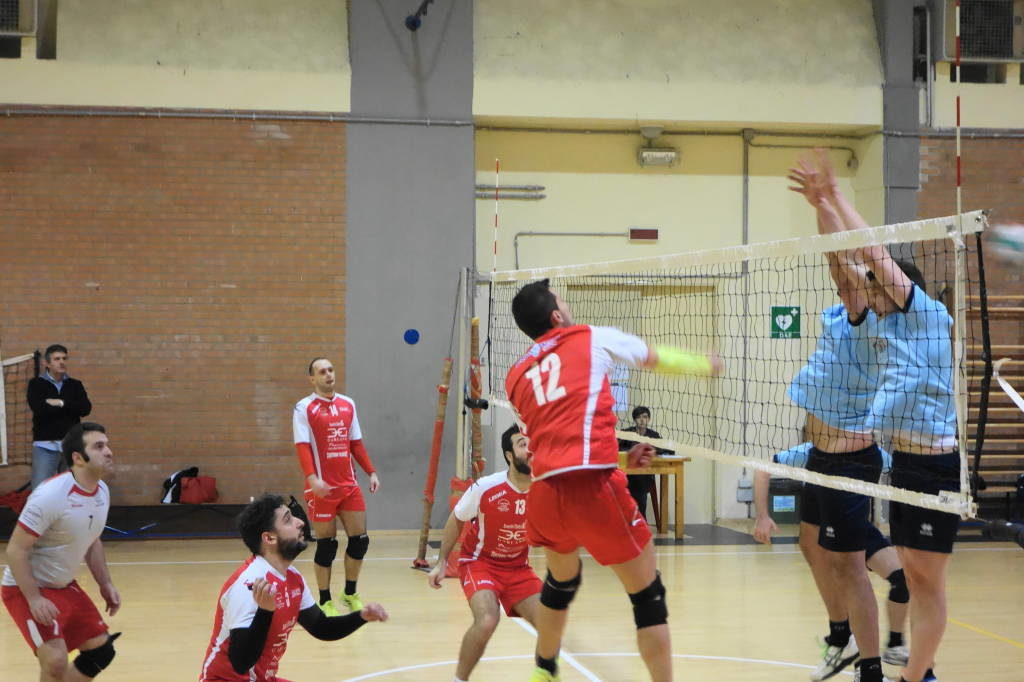 Serie D Regionale Maschile - Girone B / Giornata 16