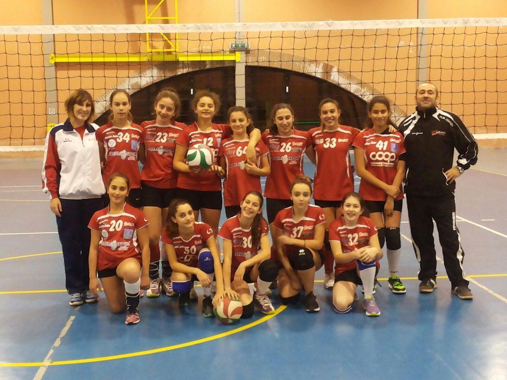 Under 14 Femminile Castel del Piano