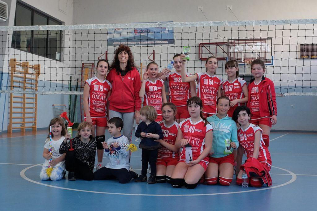 Under 12 Femminile Piancastagnaio