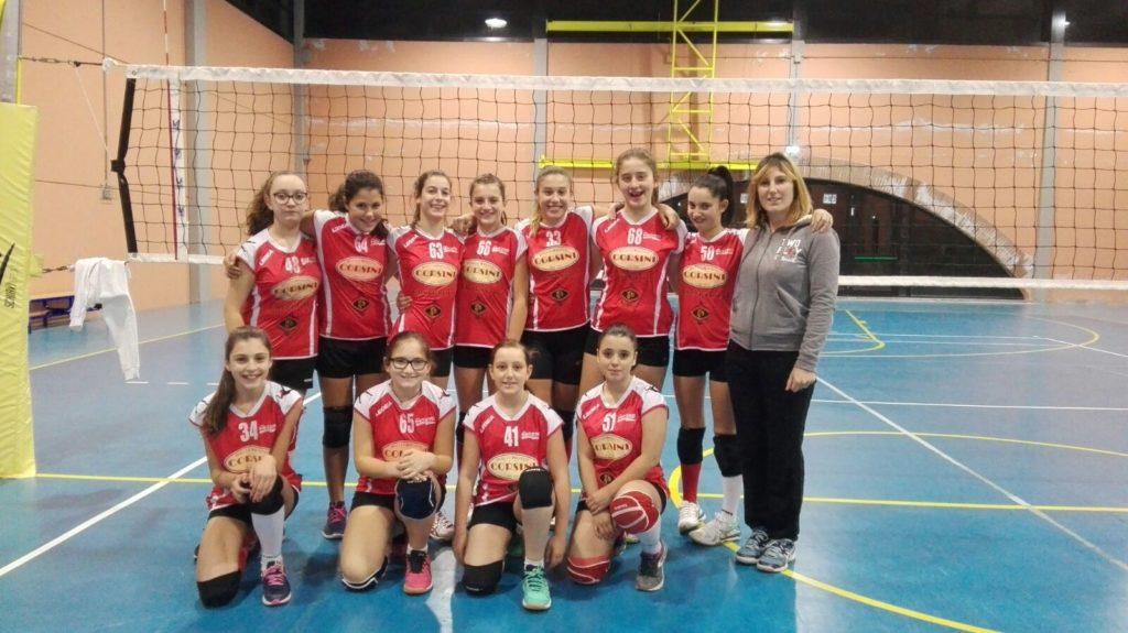 Under 14 Femminile Saiuz Amiata Grosseto